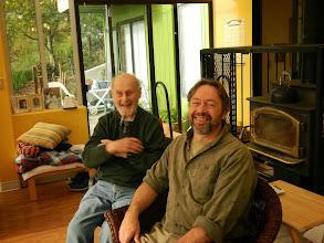 Photo: Joe and Gregory