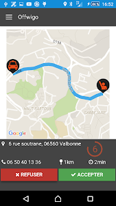 Offwigo Driver screenshot 2