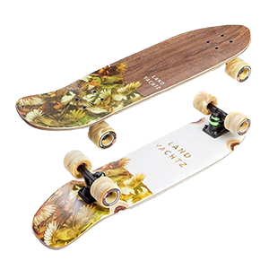 Land Yachtz Cruiser Longboard West Site Boardshop Gent