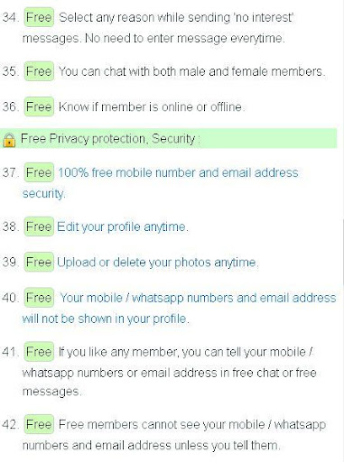 free chat no email