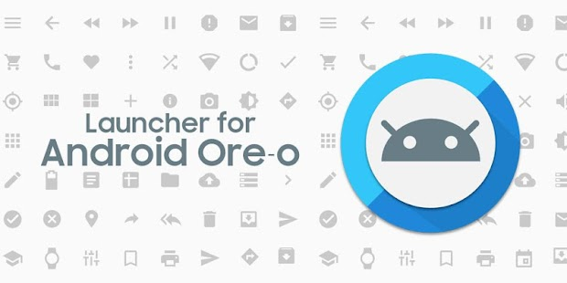 update android jellybean - oreo launcher