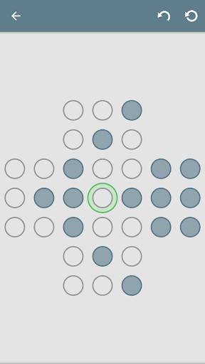 玩免費棋類遊戲APP|下載ペグ・ソリテール app不用錢|硬是要APP