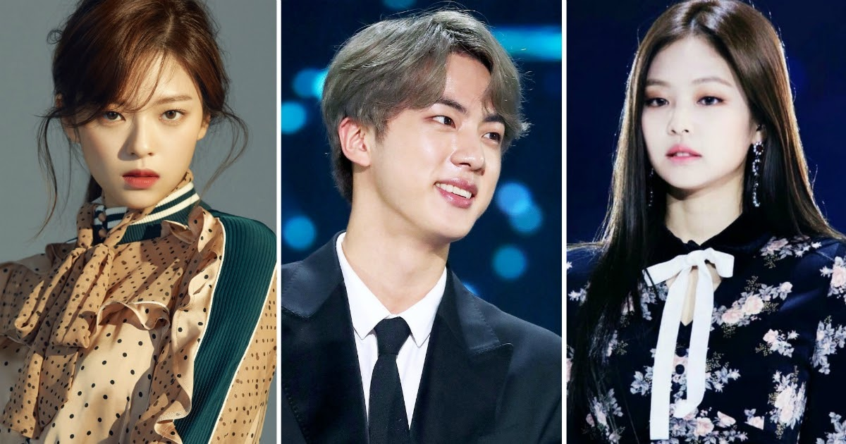 Fans Voted For The Top 10 Visual Kings And Queens In K Pop For