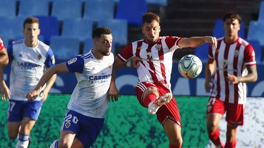 Almería y Zaragoza podrían concentrarse para el Play Off.