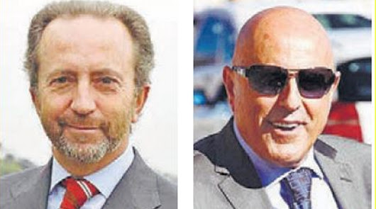 Dos empresarios 'self made' que se disputan el gran comercio almeriense