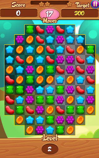 Tutti Frutti - Match 3 Puzzle Game Free - screenshot