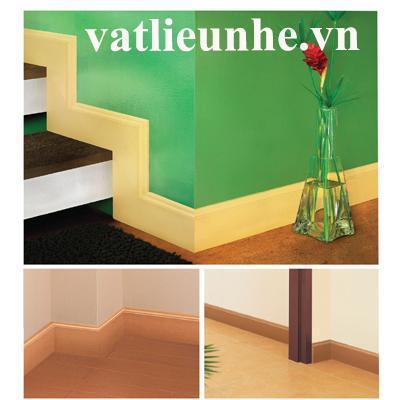 Thanh len tường gỗ concrete wood có nhiều màu sắc, kích cỡ