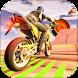 メガランプ バイクレーシング- モトスタントマスター