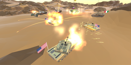 Poly Tanks: Massive Assault 1.2.0.3 screenshots 4