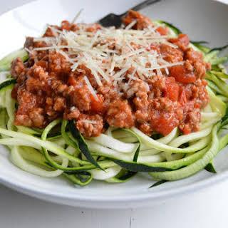 Ground Turkey Seasoning For Spaghetti Recipes.