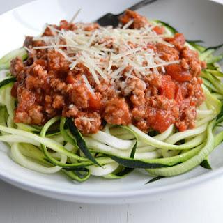 Homemade Spaghetti Seasoning Mix.
