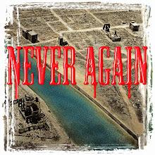 Photo: Never again