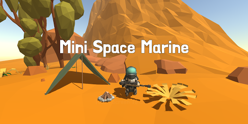 Mini Space Marine(Semi Idle RPG) 3.50 screenshots 1