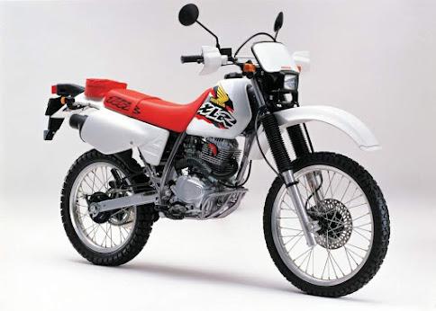 Honda XLR 125-manual-taller-despiece-mecanica