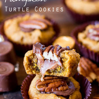 Turtle Cookies Recipes