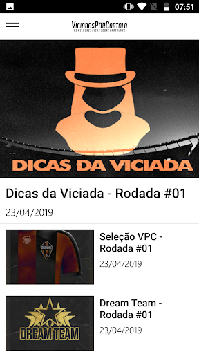 Foto do Viciados por Cartola FC