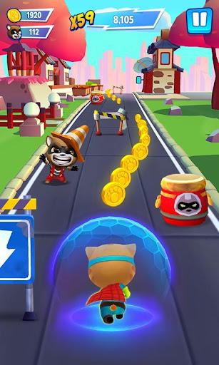 Talking Tom Hero Dash - Run Game 1.6.0.925 screenshots 4