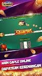 screenshot of Gaple Capsa Susun: QiuQiu(99)/Texas Remi Online