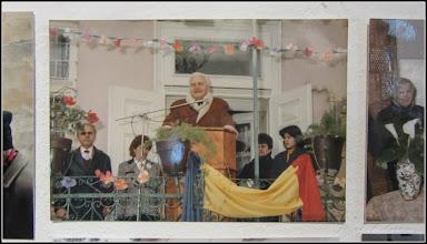 "Photo: Str. Dr. Ioan Ratiu, Nr.71 - Casa Familiei Ratiu monument istoric Ion Ratiu in vizita la casa Familiei Ratiu cu Ioan Bembea (primar in perioada 1992-1996)  sursa  ""Expoziția de fotografie Ion Rațiu. Un destin pentru România. - 2016.07.21  foto https://picasaweb.google.com/114438352800090731131/6312042905474465169?feat=flashalbum#6313089902518862642 Album expozitie  http://ana-maria-catalina.blogspot.ro/2016/07/expozitia-de-fotografie-ion-ratiu-un.html"