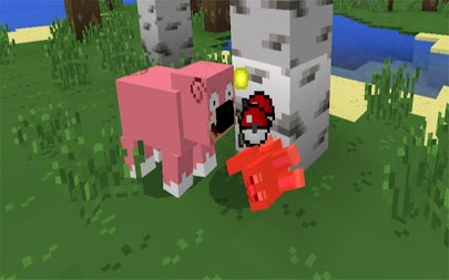 Pokecraft Addon MCPE APK screenshot thumbnail 1