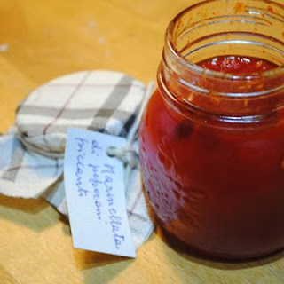 Marina's Italian Chili Pepper Jam! (Great On Cheese)
