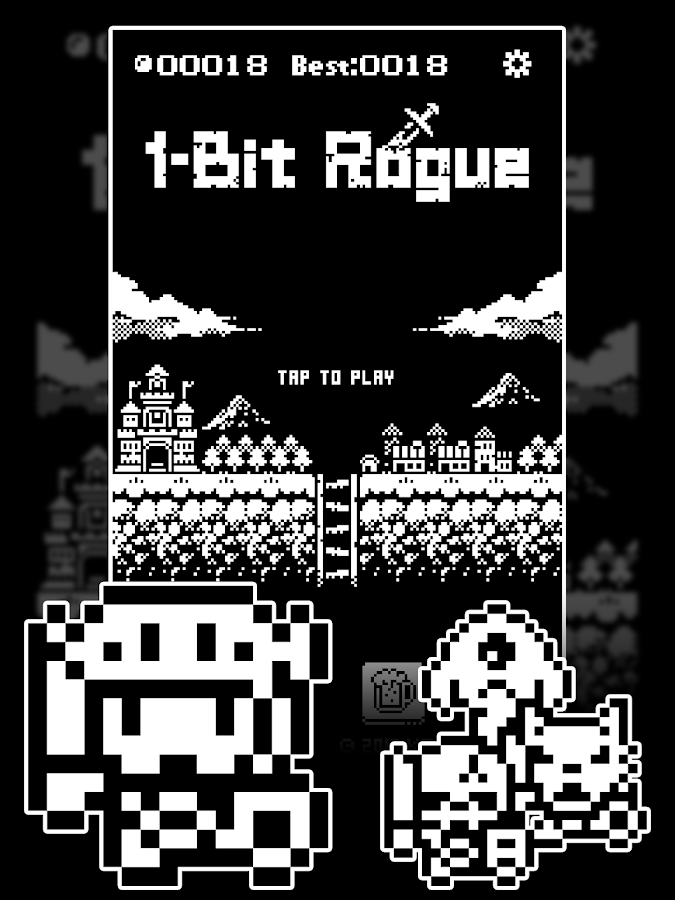1-Bit Rogue- screenshot
