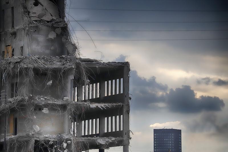 Demolizione urbana di wbohm