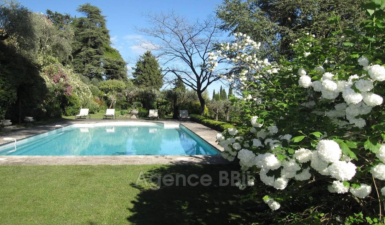 Maison avec piscine et terrasse Châteauneuf-Grasse