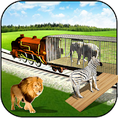Animal Train Transport