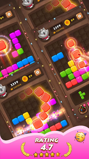 Puzzle Master - Sweet Block Puzzle apkmr screenshots 4