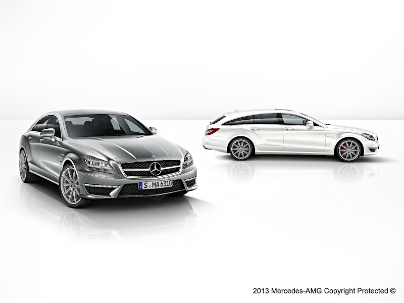 Photo: Performance Update for the CLS 63 AMG