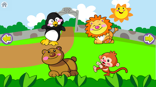 Animal Sounds for Baby screenshot