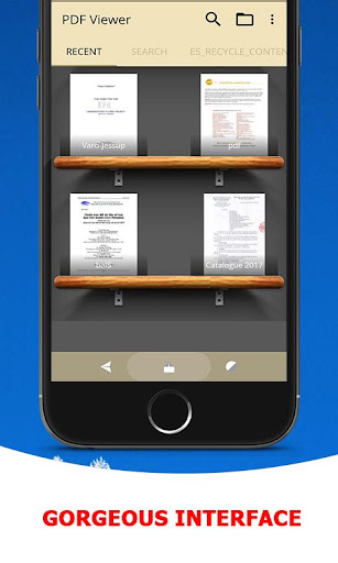 PDF Viewer - PDF File Reader & Ebook Reader 1.1.6 screenshots 1
