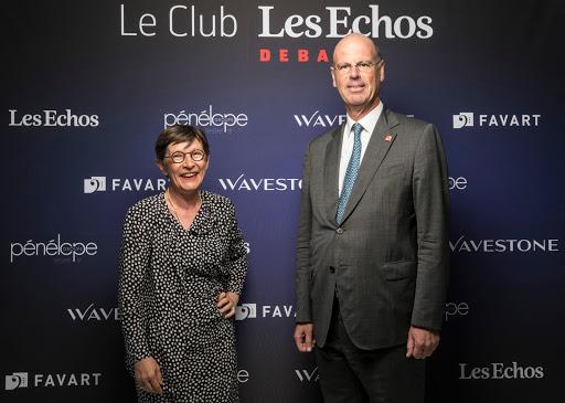 Club Les Echos Débats avec Éric Lombard (Caisse Des Dépôts)  - Wavestone