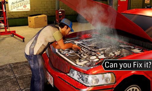 Limousine Car Mechanic 3D Sim