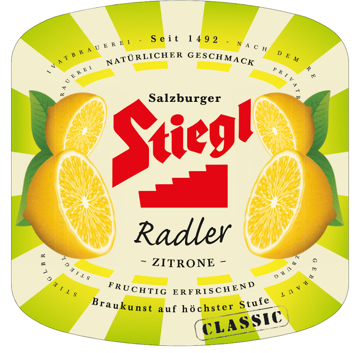 Logo of Stiegl Radler Lemon