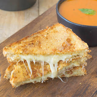 Triple Grilled Cheese.