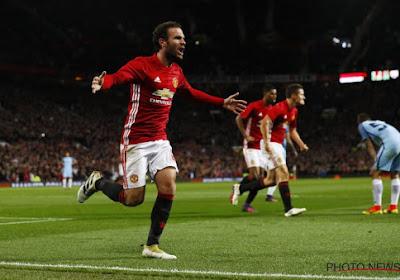 Juan Mata is op zijn hoede voor Club Brugge