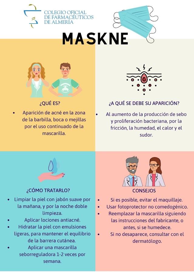 Infografía realizada por el Colegio de Farmacéuticos.