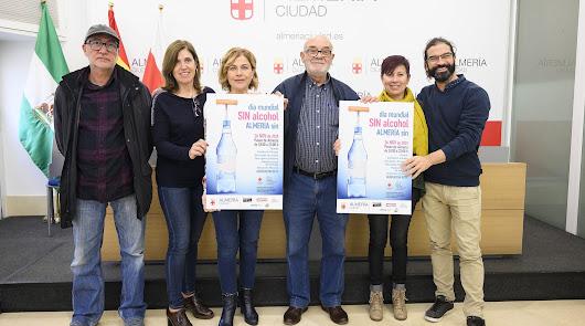El Ayuntamiento se suma a la celebración del Día Mundial sin Alcohol