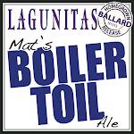 Lagunitas Mat's Boiler Toil Ale