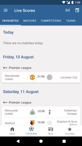 FIFA - Tournaments, Soccer News & Live Scores 4.3.72 screenshots 3