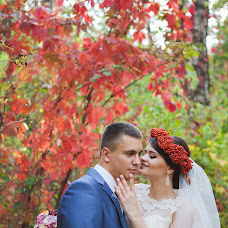 Wedding photographer Aleksandra Osadchaya (Guenhwyvar). Photo of 23.09.2016