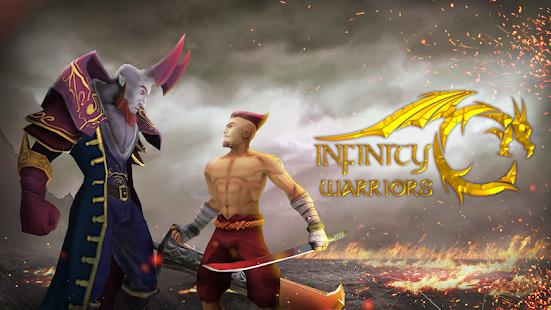 Infinity Warriors - náhled