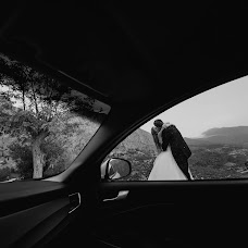 Wedding photographer Vitaliy Kurec (FROZEN). Photo of 01.11.2017