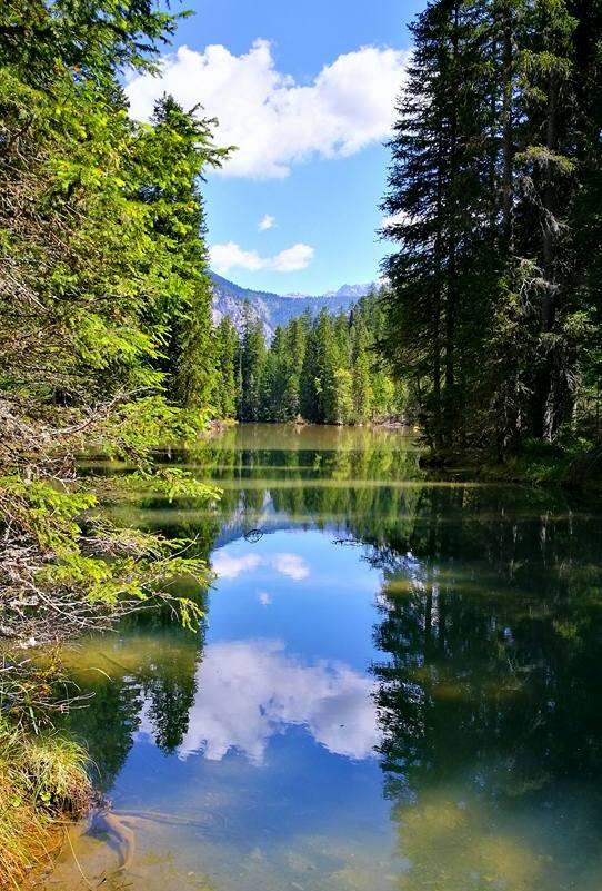 Greetings from Cortina  di Beinka