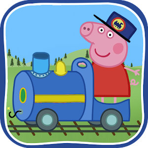 Peppa's Train app for android