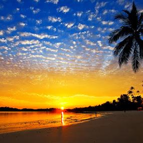 SUNRISE by Hendrik Priyanto - Landscapes Sunsets & Sunrises