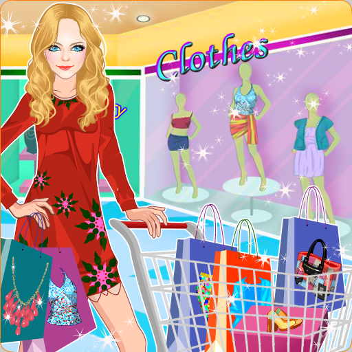 Princess at the Shopping Mall (game)