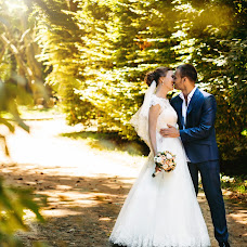 Wedding photographer Yuriy Maslak (Kremen). Photo of 31.07.2016